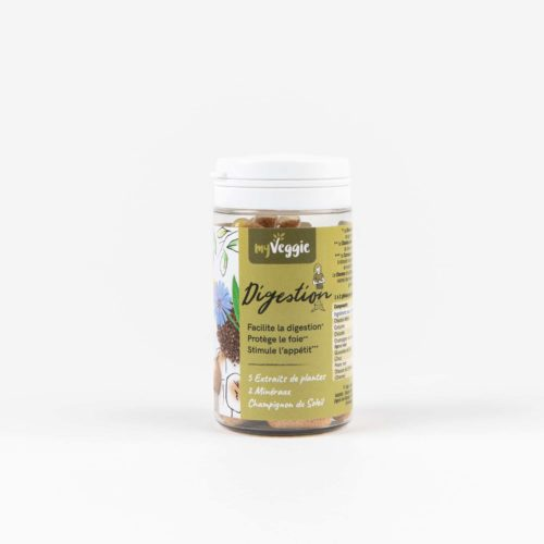 myveggie complément alimentaire digestion