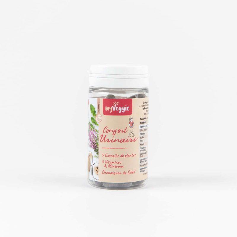 myveggie complément alimentaire confort urinaire