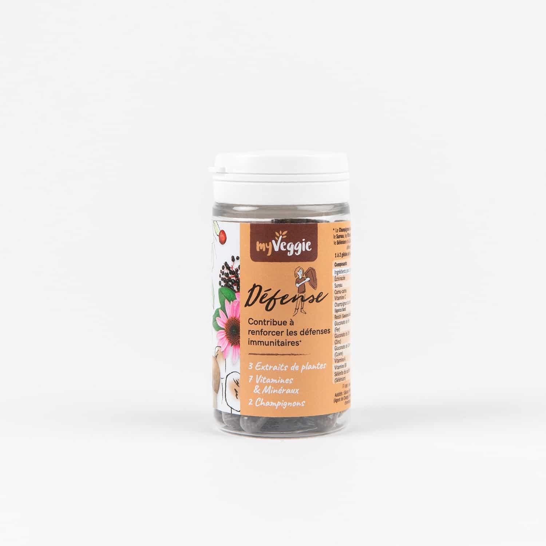 myveggie complément alimentaire défense immunitaire