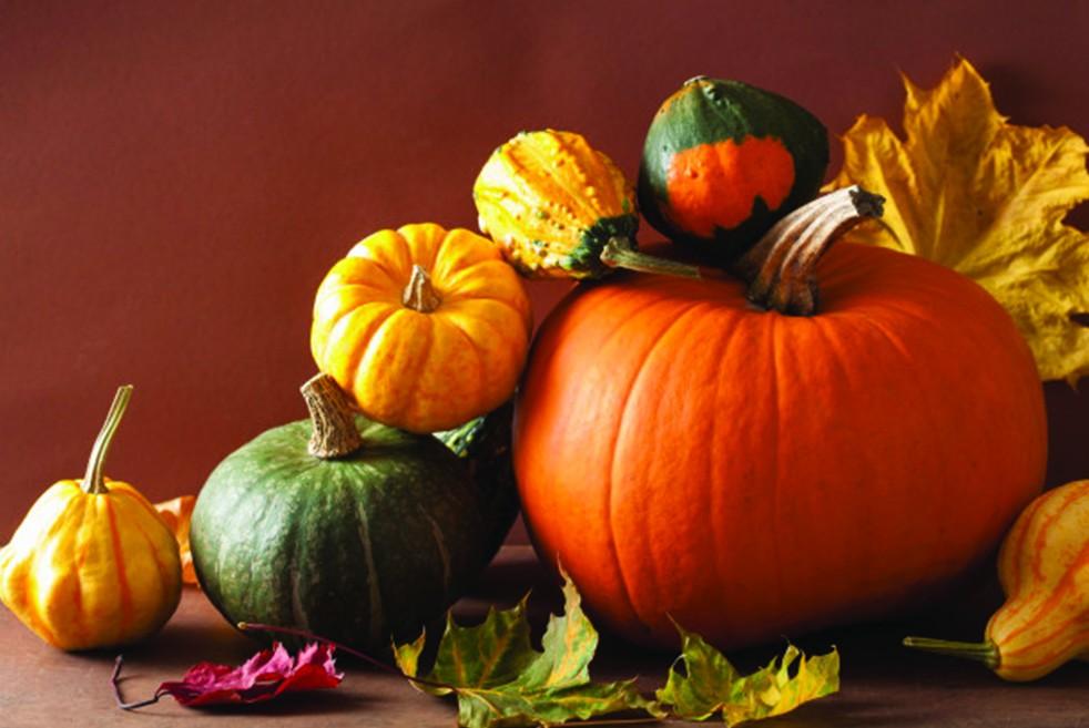 Les aliments de l'automne pour garder la forme
